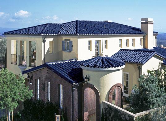 tuile solaire photovolta que le panneau solaire de demain 123solaire. Black Bedroom Furniture Sets. Home Design Ideas