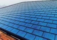 tuile solaire photovoltaique